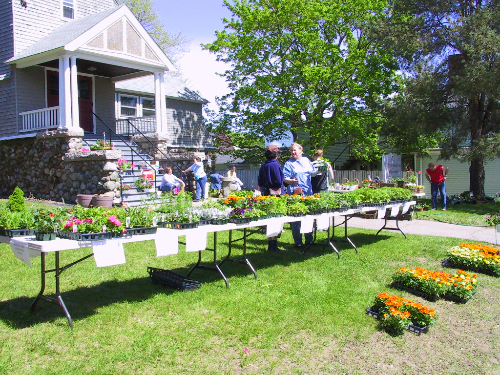Annual Plant Sale at First Unitarian Universalist Society of Middleboro