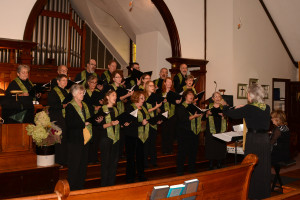 The world renowned Chalice Choir will be among the performers at the Fall Concert