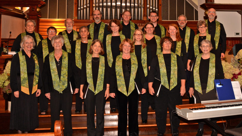 UU choir, directed by Susan Hotchkiss, will be among the performers