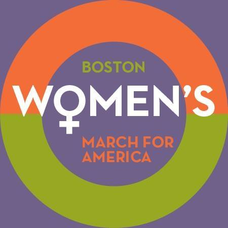 Boston Women's March for America Image Credit: http://bostonwomensmarchforamerica.org